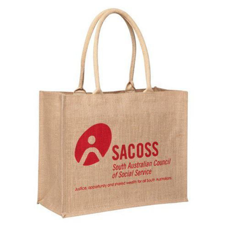 Picture of Large Supermarket Bag LUXURY