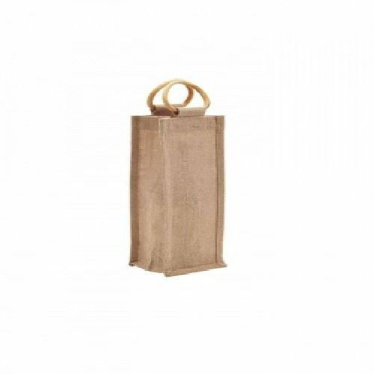 Picture of 1 Bottle Jute Bag