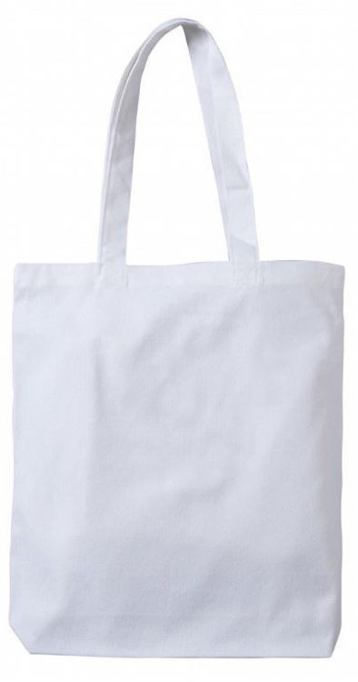 Picture of TB0131HC-WT (Heavy-weight Canvas Tote Bag)