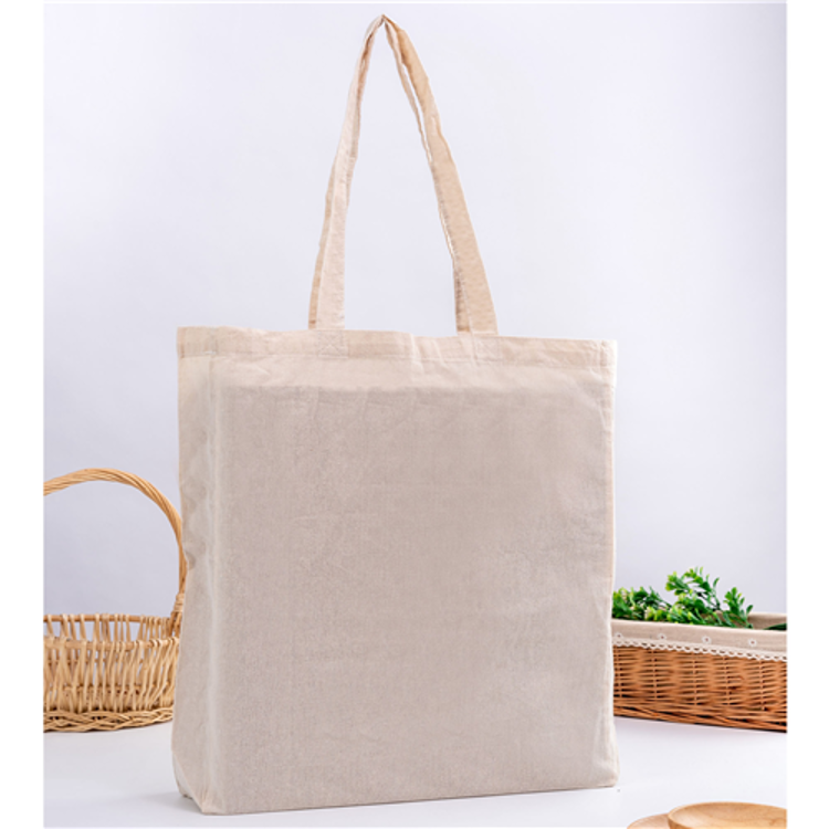 Picture of Calico Bag with gusset