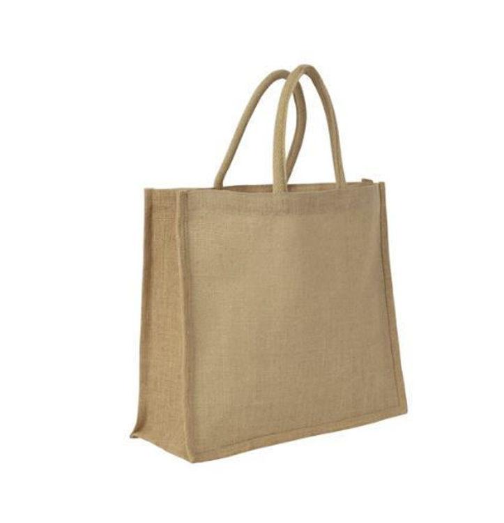 Picture of Jute UK Carry Bag Medium Luxury