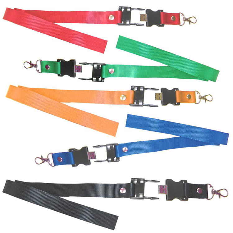 Picture of Lanyard - USB Flash Drive